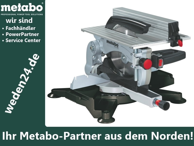metabo kapp und tischkreiss ge kgt 300 weden metabo service. Black Bedroom Furniture Sets. Home Design Ideas