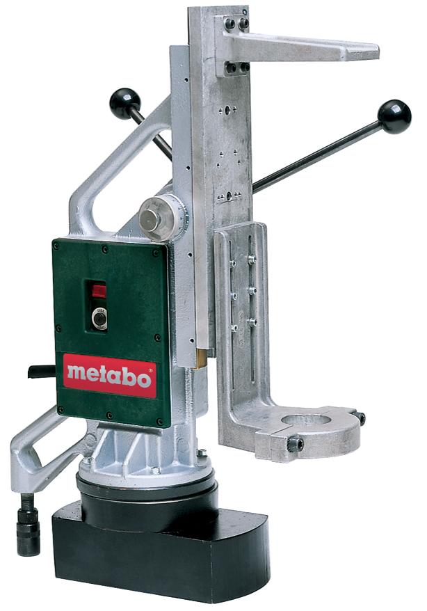 metabo magnet bohrstaender weden metabo service. Black Bedroom Furniture Sets. Home Design Ideas