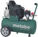 Metabo Basic 250-24 W Kompressor