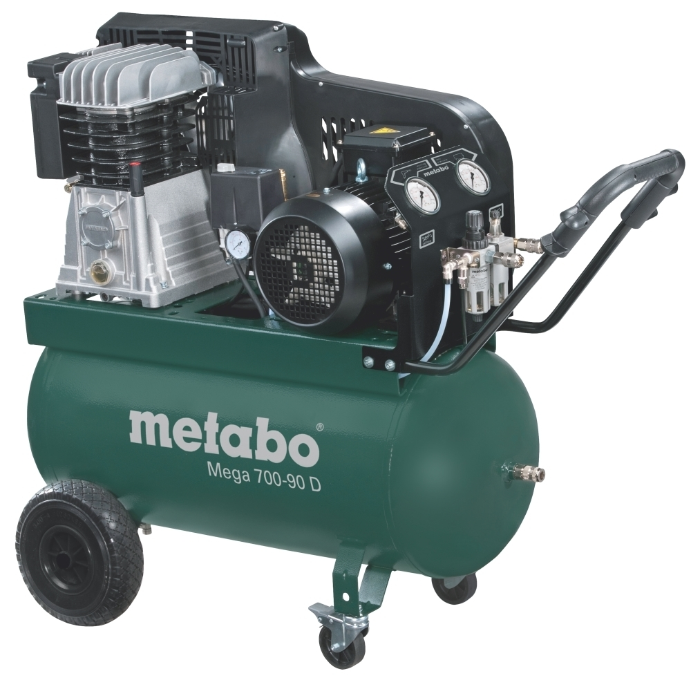metabo mega 700 90 d kompressor weden metabo service. Black Bedroom Furniture Sets. Home Design Ideas