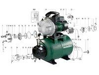 Metabo Hauswasserwerk HWW 4000//25 Inox
